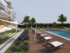 2 bedroom luxury apartments under construction in Albufeira | 2 Bedrooms | 2WC