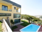 3 bedrooms single family villa with contemporary architecture and built with high quality standards, located in Ericeira, 300m from the beach and the historic centre. Has pool and garage. | 3 Bedrooms | 4WC