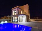 New Villa construction in Castalla Alicante Costa Blanca | 4 Bedrooms | 3WC