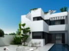 New contemporary Mediterranean construction in La Marina Alicante Costa Blanca villas | 4 Pièces | 2WC