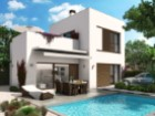 Villa Satya residential villas in La Marina Alicante Costa Blanca | 3 Bedrooms | 2WC