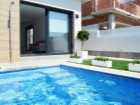 Duplex townhouses in Tower of the Horadada Alicante Costa Blanca | 2 Bedrooms | 2WC