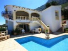 VILLA OVERLOOKING THE SEA IN DENIA | 4 Bedrooms | 3WC
