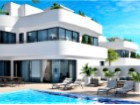 New contemporary Mediterranean construction in La Marina Alicante Costa Blanca villas | 3 Bedrooms | 2WC