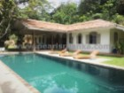COLONIAL STYLE LUXURY VILLA WITH 3 A/C BEDROOMS/SWIMMING POOL /98.34 PERCHES( SQ.M 2490)/GALLE AREA | 4 Pièces + 3 Chambres intérieures | 3WC
