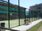 Paddle tennis court %19/21