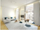 Luxury apartments in the Centre of downtown Lisbon | 2 Bedrooms | 1WC