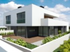 Semi-detached house 3 bedrooms, new with 100 m 2 of useful area, with alarm, reinforced door, central vacuum | 3 Bedrooms | 3WC