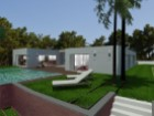 Detached house 4 bedrooms with garage, modern architecture, with a chance to Exchange-Badajoz | 4 Bedrooms | 3WC
