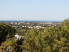 Well situated plot of 3,525 m2 close to Loulé |