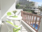 APA_337 2 bedroomed apartment on the second line of the sea in a small complex in Playa del Ingles. | 2 Zimmer