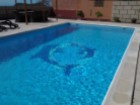 large pool and sun terrace%7/7