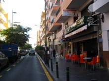 FOR SALE TWO FLOORS LOCALE IN LOS CRISTIANOS |