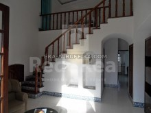 stairs of 6 bedroom pool villa in Albufeira, Algarve, Portugal%16/32