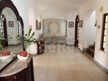 reception of 6 bedroom pool villa in Albufeira, Algarve, Portugal%25/32
