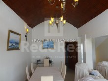 dining area of Villa with sea view and pool in Algarve, Portugal%7/37