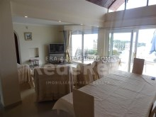 dining room of Villa with sea view and pool in Algarve, Portugal%16/37