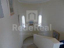 staircase of Villa with sea view and pool in Algarve, Portugal%23/37