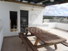 Outer table of Villa with sea view and pool in Algarve, Portugal%25/37