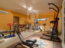 Gym Luxury Villa T5 for sale in Algarve%21/28