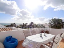 Apartamento T3 vista mar a venda no Algarve