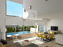 Albufeira Design Villas - Modern Homes under construction in the Algarve