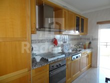 kitchen of 2 bedroom apartment with sea view in Albufeira%7/12