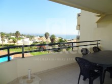 sea view from 2 bedroom apartment with sea view in Albufeira%3/12