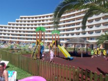 Área Apartments Resort infantil en Albufeira%4/9