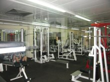 Studio gym in Albufeira in condominium with swimming pool%3/7