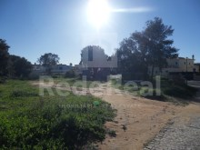 Plot of land for sale in Albufeira.