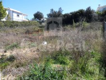 874 m2 plot with construction feasibility, for sale in Albufeira
