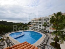 One-bedroom apartment set in four star Hotel for sale in Cerro Alagoa, Albufeira.