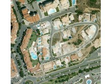 Lot for building a villa in Albufeira's City Centre for sale