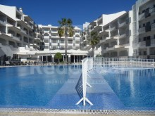 One-bedroom apartment furnished and equipped for sale in Cerro Alagoa, Albufeira.