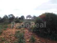 Land rustic for sale around Albufeira, plan.