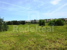 Urban land with good access for sale in Vale Parra, Albufeira.