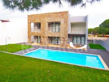Villa 5 bedrooms single family new on the Falésia for sale in Albufeira