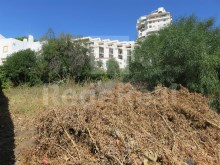 Land for sale in Montechoro, Albufeira