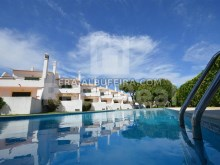 Great House with 2 more 1 bedrooms in quiet Condominium near Falésia Beach in Albufeira