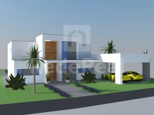 Luxurious 4 bedroom Villa under construction in Guia