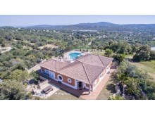 Beautiful villa with 4 bedrooms, swimming pool and views in São Brás de Alportel | 4 Bedrooms | 5WC