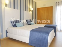 Bedroom 2, For sale 2 bedrooms apartment, garage and pool, Albufeira, Algarve - Portugal Investe%9/12