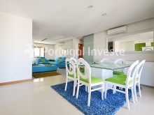 Living room, For sale 2 bedrooms apartment, new, Algarve - Portugal Investe%2/16