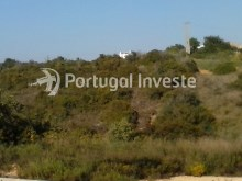For sale plot of 8156 sq/m, allotment authorization, for construction, in Lagoa, Algarve - Portugal Investe %4/4