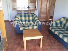 Living room, For sale one bedroom apartment, private condo, Albufeira - Portugal Investe%3/10