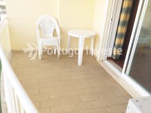 Balcony, For sale one bedroom apartment, private condo, Albufeira - Portugal Investe%4/10
