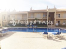 Pool, For sale one bedroom apartment, private condo, Albufeira - Portugal Investe%9/10