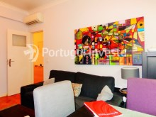 Living room, For sale 2 bedrooms apartment, with terrace, in Ajuda, Lisbon - Portugal Investe%5/14