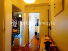 Hallway, For sale 2 bedrooms apartment, with terrace, in Ajuda, Lisbon - Portugal Investe%6/14